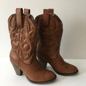 MIA Larue Western Boots
